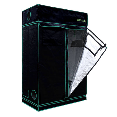Hydroponics grow tent by unit farm