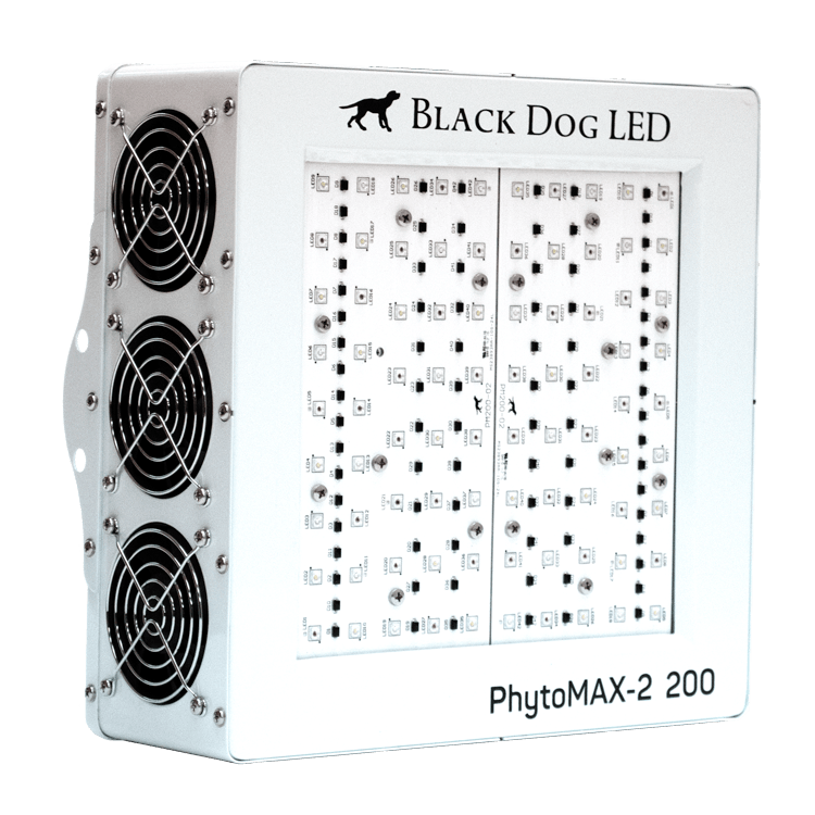 Black Dog LED - Phytomax-2 LED Grow Lights - 200 True Watt: 210W  2017 Model
