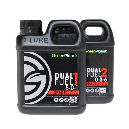 Green Planet Nutrients - Dual Fuel - 1L 5L 25L