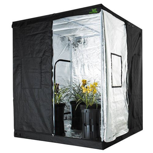 Jungle Room Grow Tent - Hydroponics Setup 200x200x200CM  sc 1 st  Quick Bloom Lights : hydro tent setup - memphite.com