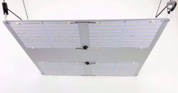 The HLG 550 LED Grow Light, Replace a 1000 Watt  HID With 510 W