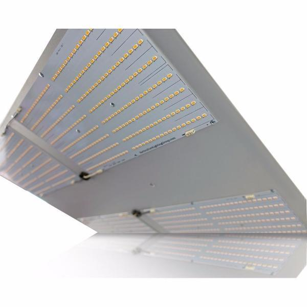 HLG 550 LED Grow Light, Replace a 1000 Watt HID With 510 W Samsung Quantum  Boards
