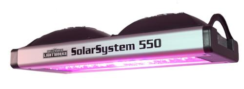 LED Grow Light Solarsystem 550 California LightWorks