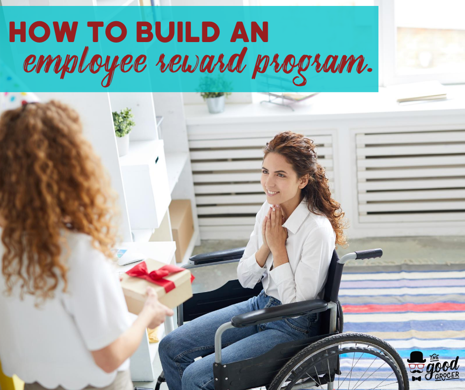 How to Build an Employee Reward Program