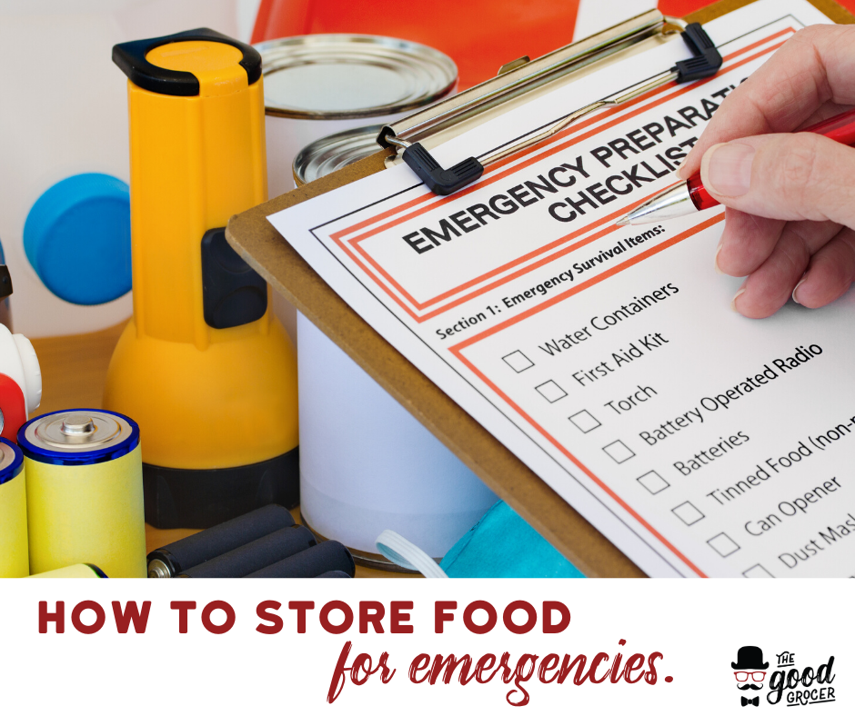 Emergency Food Storage: Beginner's Guide