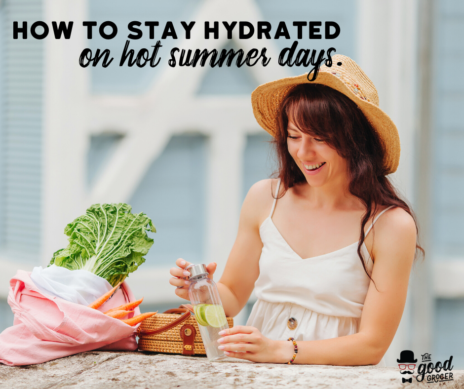 How to Stay Hydrated on Hot Summer Days