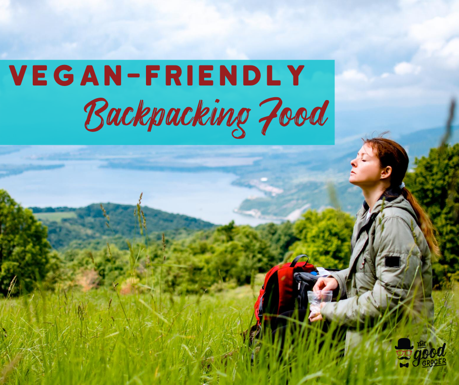 Backpacking While Vegan