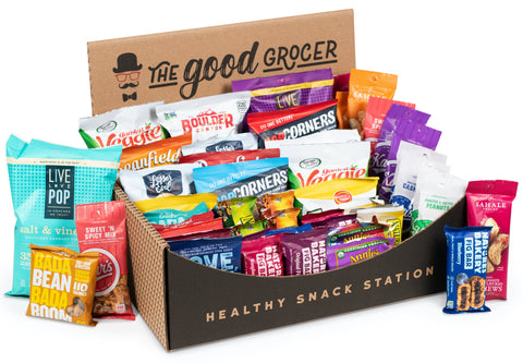 All Natural Healthy Snack Station(50ct)
