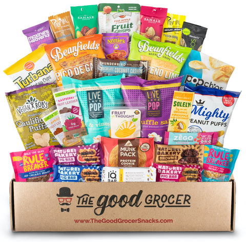 Deluxe Vegan Snacks (30ct)