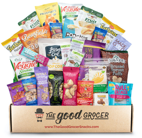 GLUTEN-FREE/VEGAN SNACKS (28CT)>>
