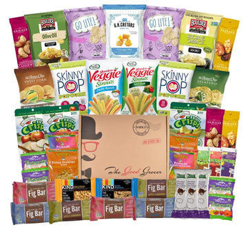 NON-GMO HEALTHY SNACKS (40 CT)  >>