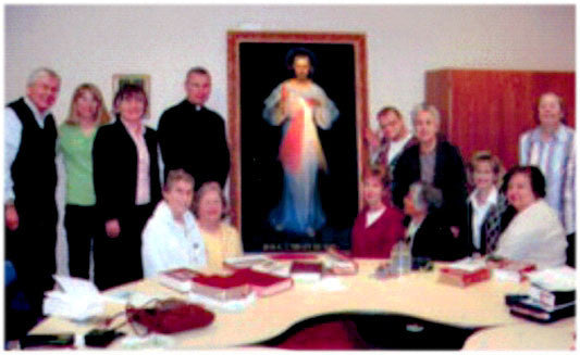 Divine Mercy Images On Canvas Paper Vinyl And Cloth