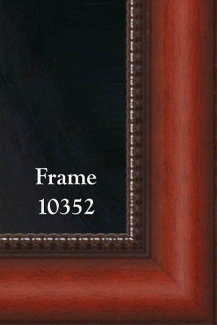 Skemp Divine Mercy on Canvas - Frame 10352