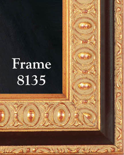 Faustina on Canvas - Frame 8135