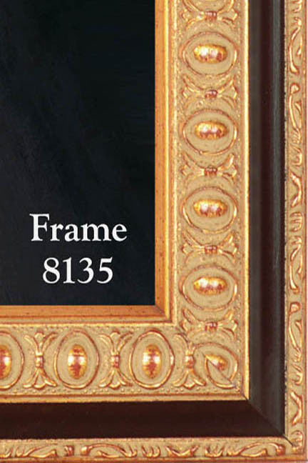 Skemp Divine Mercy on Canvas - Frame 8135