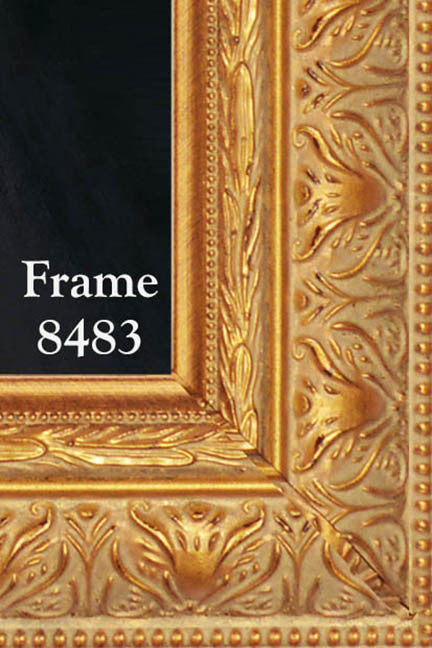 Our Lady of Guadalupe on Canvas - Frame 8483