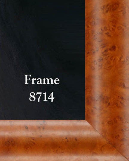 Faustina on Canvas - Frame 8714