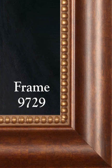 Hyla Divine Mercy on Canvas - Frame 9729