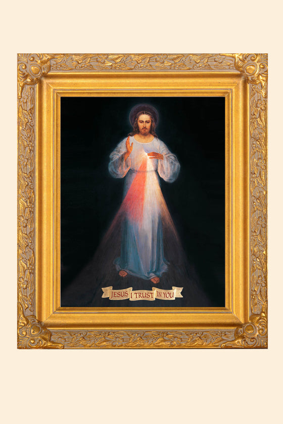 Vilnius Divine Mercy - Special Purchase - 11x14 - Frame FR7114