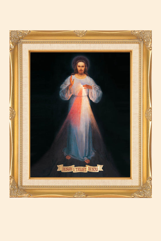 Vilnius Divine Mercy - Special Purchase - 11x14 - Frame FR7