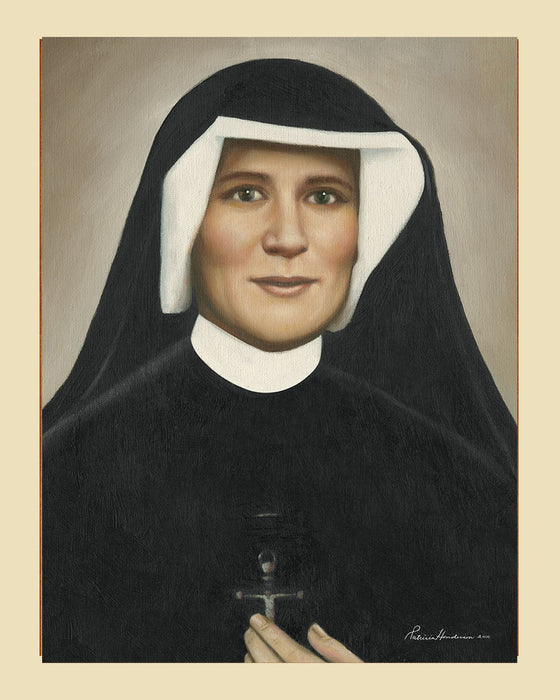 Faustina on Canvas - Unframed