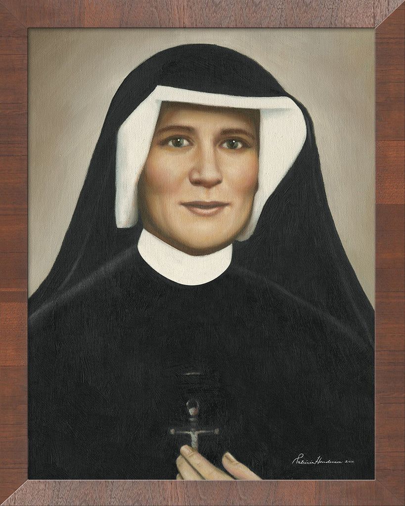 Faustina on Canvas - Frame 10458