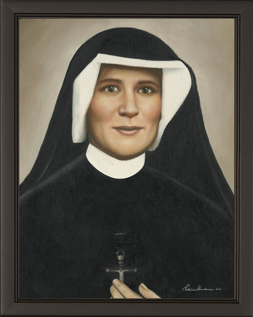 Faustina on Canvas - Frame 6711