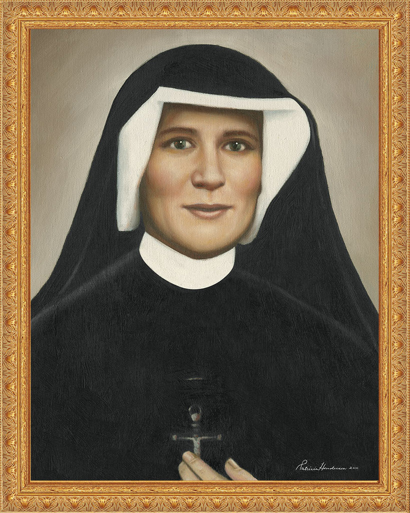 Faustina on Canvas - Frame 8483