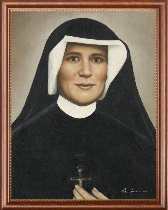 Faustina on Canvas - Frame 9729