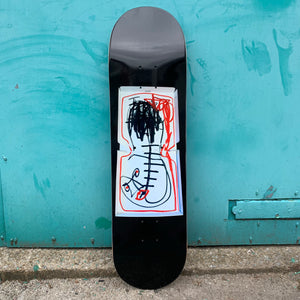 pizza box deck 8.375