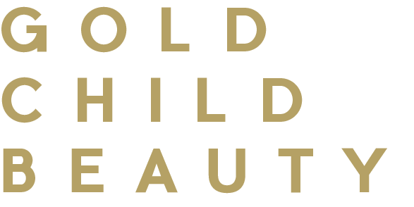 Gold Child Beauty