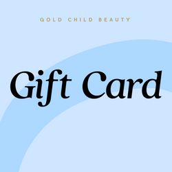 Gold Child Beauty Gift Card