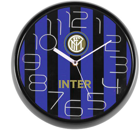 Inter Wall Clock 00840MI1