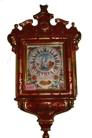 Maltese Clocks