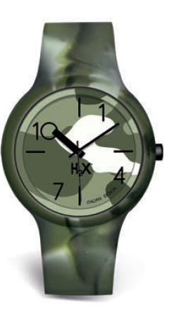 H2X Watch ONE CAMOUFLAGE