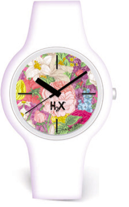 H2X Watch ONE FLOWERS