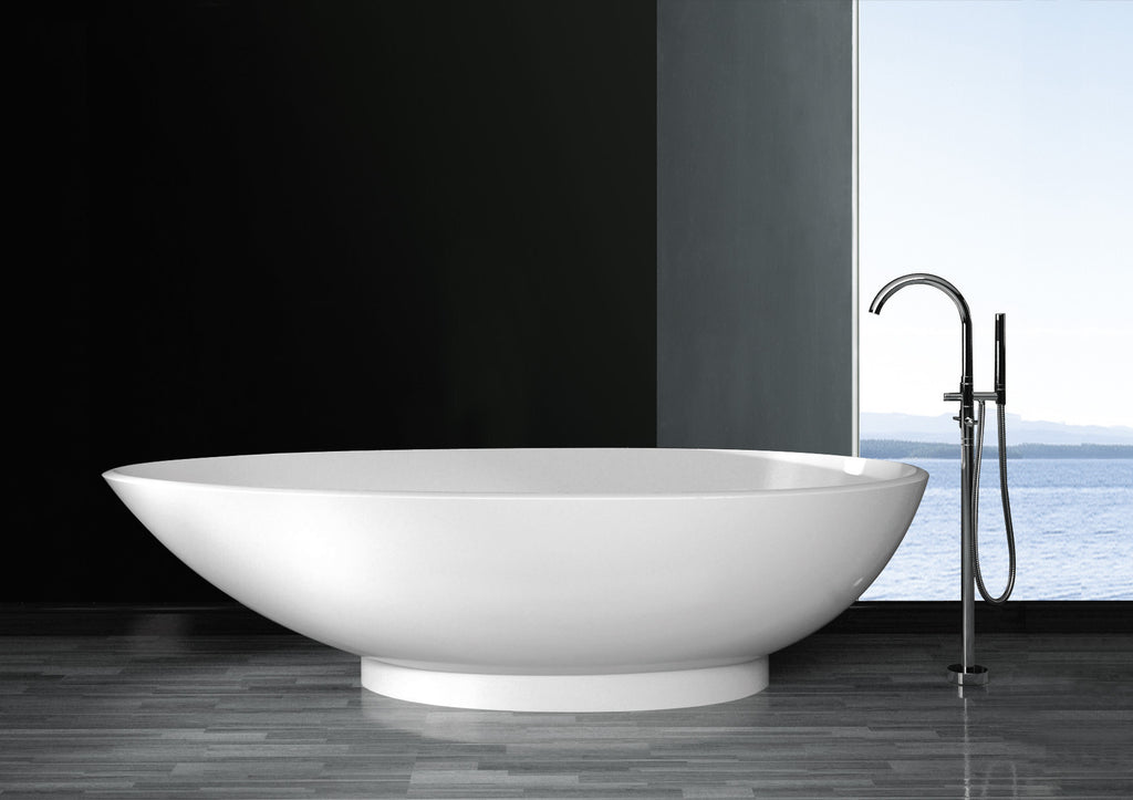 Inspiration for decorating your bathroom: Breathing life into design.