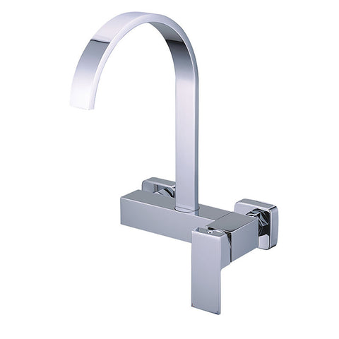Macneil - Tanzanite - Sink Mixer Wall Type - SKU 208618