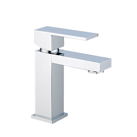 Macneil - Tanzanite - Basin Mixer Short Body - SKU 208624