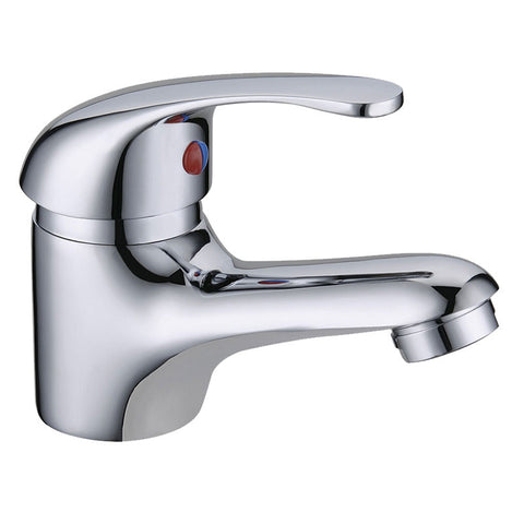Macneil - Amber - Basin Mixer - Short Body - SKU 208853