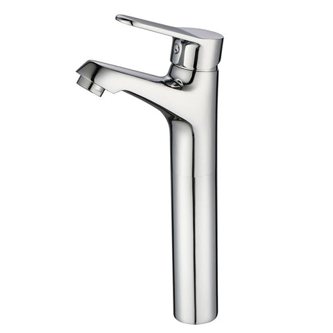 Macneil - Crystal - Basin Mixer Long Body - SKU 210512