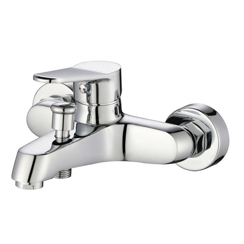 Macneil - Crystal - Bath Mixer with Hand Shower - SKU 210514