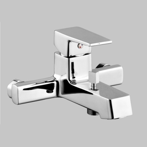 H2FLO - Studio - Bath Mixer with shower diverter