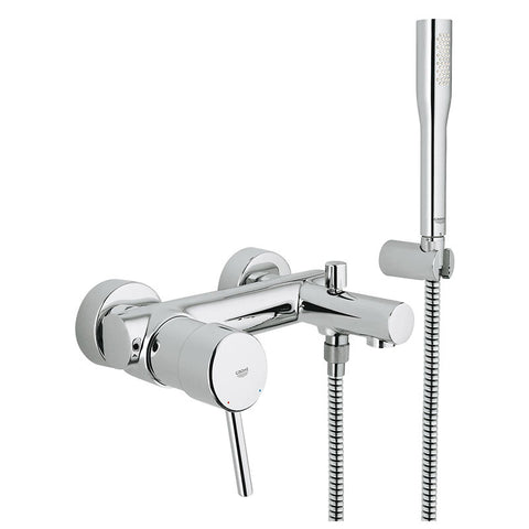 GROHE - Concetto - Exposed Bath set + shower - SKU 32212001