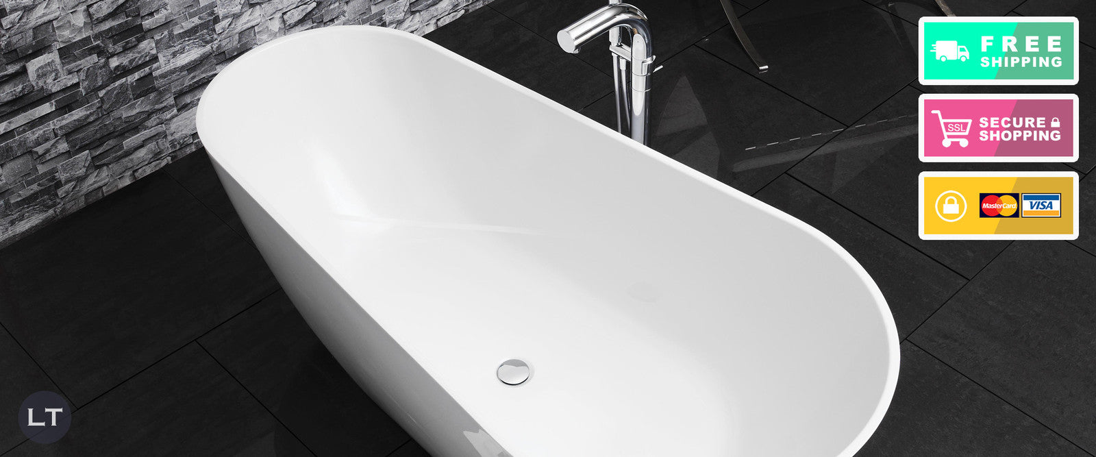 View our Bathroom Bath Tap Collection
