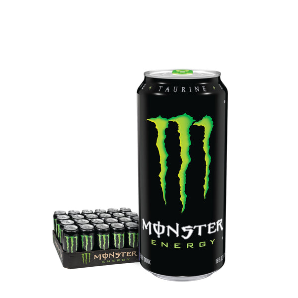 Monster ENERGY 500ml Lata (24 x 500ml Lata)