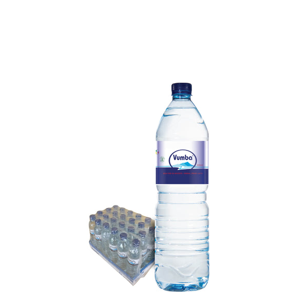 Agua Vumba 500ml (24 x 500ml PET)
