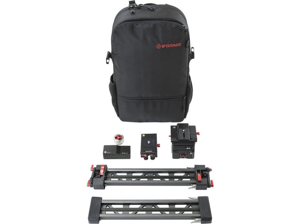 Slider iFootage Shark Mini Bundle complet cu rucsac