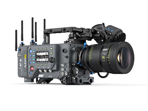 Camera cinematografie ARRI ALEXA LF