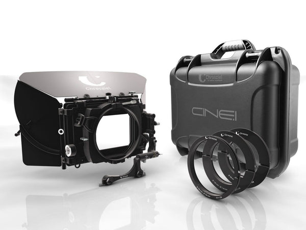Kit MatteBox swing-away Chrosziel MB 565 Triplu 19